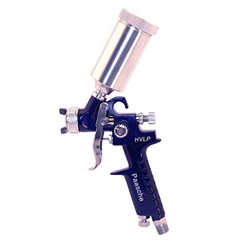 Paasche Airbrush HG-08 HVLP Gravity Feed Touch-Up Spray Gun