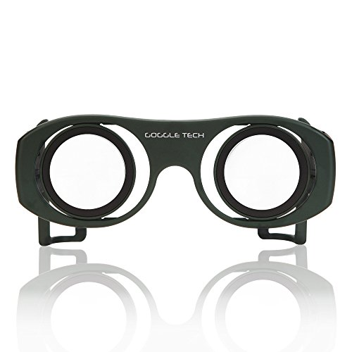 Virtual Reality Goggles Goggle Tech C1-Glass 3D Glasses for 3D Images & Videos on Android & iOS Smartphones - C1 Glass