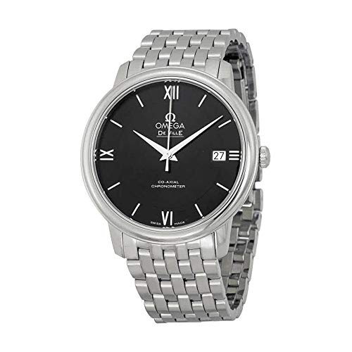 Watch Automatic Omega Wrist (Omega Men's 42410372001001 Analog Display Swiss Automatic Silver Watch)