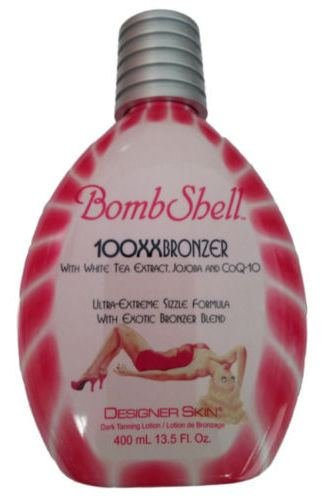 Bombshell Tanning Bed Lotion