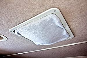 Camco Rv Vent Insulator And Skylight Cover With Reflective Surface Fits Standard 14 Rv Vents 45192 Amazon Sg Automotive