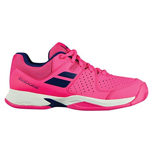 estate pink Pulsion Babolat Tennis All blue Court fandango Shoes Junior 7qCUxw8Z
