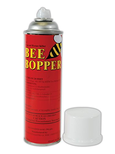 ARI 61011 Bee Bopper Wasp and Hornet Killer, 14 oz. (Pack of 12) (Best Wasp And Hornet Spray)