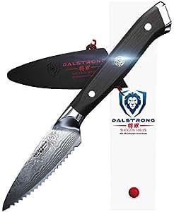 Amazon.com: dalstrong cuchillo de sierra para pelar – Shogun ...