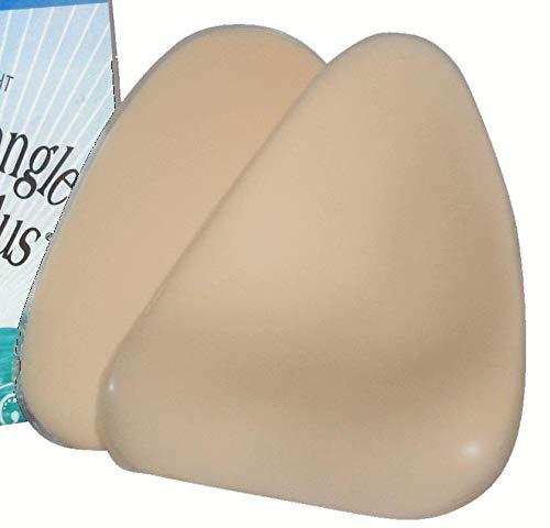 ce18e0ebe5e96 Bravo Silicone Triangle Shaper Plus inserts (Nude)