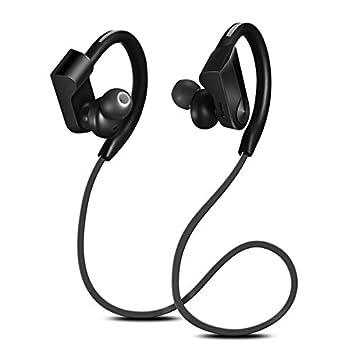 ZXzz Deporte Auriculares Bluetooth Auriculares inalámbricos Bluetooth Impermeable Reducción de Ruido Auriculares Estéreo con micrófono para Xiaomi, ...