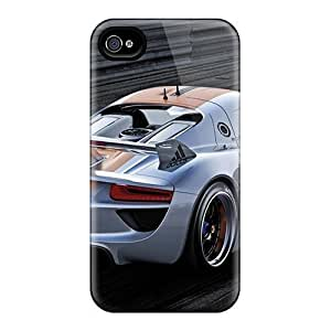 Rugged Skin Cases Covers For Iphone 6plus- Eco-friendly Packaging(porsche 918 Rsr)