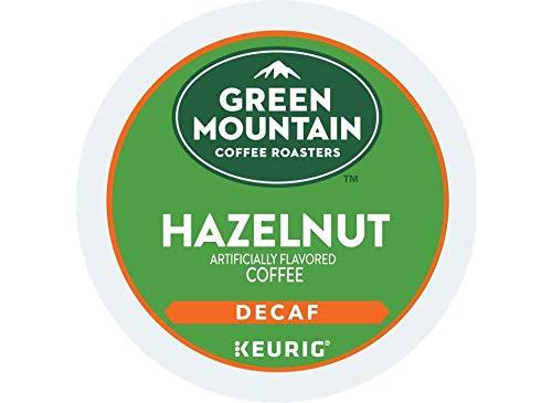 (Green Mountain Coffee Keurig Decaf Hazelnut K-Cups 24 Ct)
