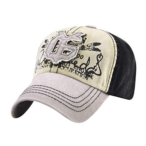 Unisex Baseball Cap Adjustable Casual Sports Sun Hat Snapback Hip Hop Flat Hat for Boys Men Women Yamally