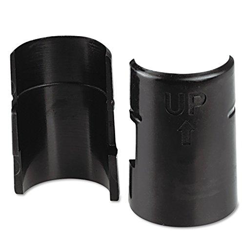 Kitchen Shelf Clips: Alera SW59SLBL Wire Shelving Shelf Lock Clips, Plastic