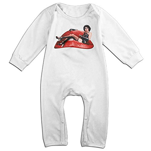 Baby Rocky Horror Costume (YOUD Newborn Rocky Horror Pictuer Shov Long Sleeve Outfits 18 Months)