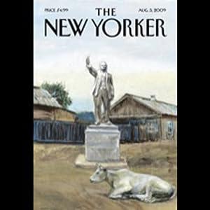 The New Yorker, August 3, 2009 (Ian Frazier, Kelefa Sanneh, Hendrik Hertzberg) Periodical