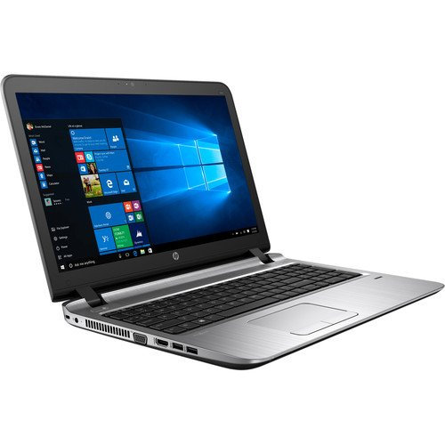 HP ProBook 450 G3 15.6'' Full HD Business Ultrabook, Intel Core i5-6200U | 500GB HDD | 8GB DDR4 | Win 7 Pro 64-bit