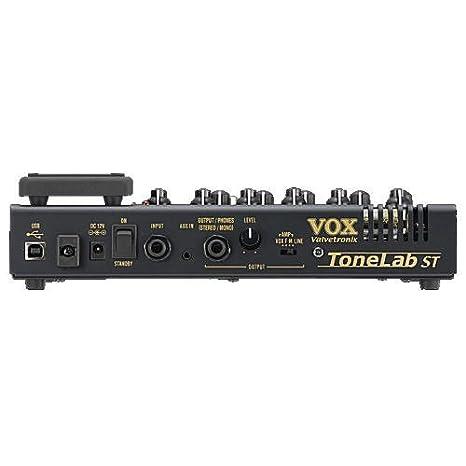 Vox 100009153000 - Pedalera multi-efecto: Amazon.es: Instrumentos musicales