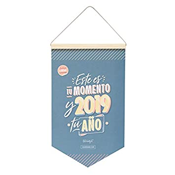 Calendario de pared 2019 - Este es tu momento