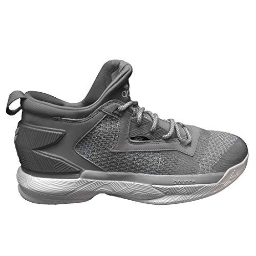 Adidas D Illard 2 Pk Nba Oxix / Wit (b38900) Wit