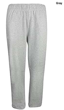 Adidas Mens Fleece Pant Athletic Grey Size Xl