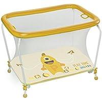 Plastimyr Plastimons - Parque rectangular, color amarillo