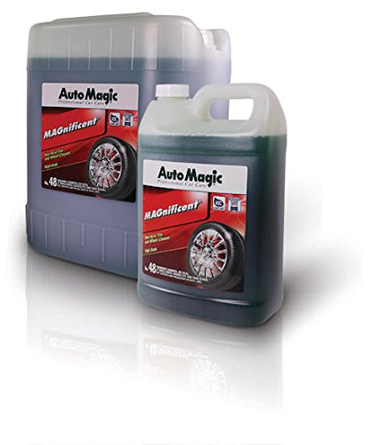 MAGnificent High Suds Concentrated Wheel Cleaner - By Auto Magic - 5 Gallon