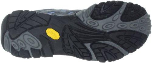 Merrell MOAB MID WATERPROOF J88792 - Zapatillas de senderismo para mujer Gris