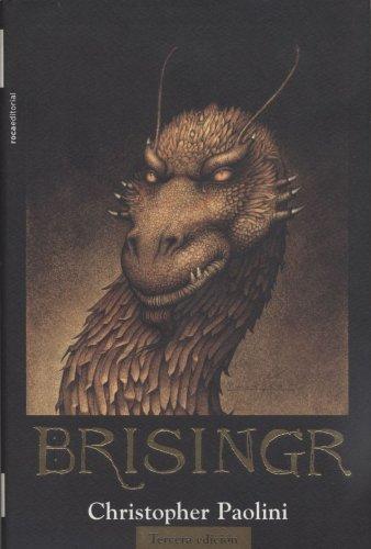 Brisingr (Spanish Edition) by Roca Editorial