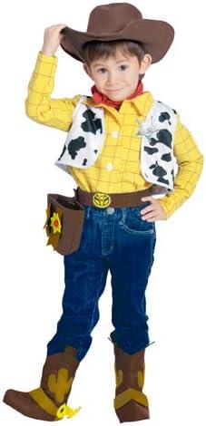 Disney Toy Story Woody niños niño traje 100cm-120cm 802059S ...