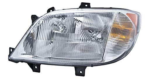 (HELLA 247005011 Dodge Sprinter Driver Side Headlight Assembly )