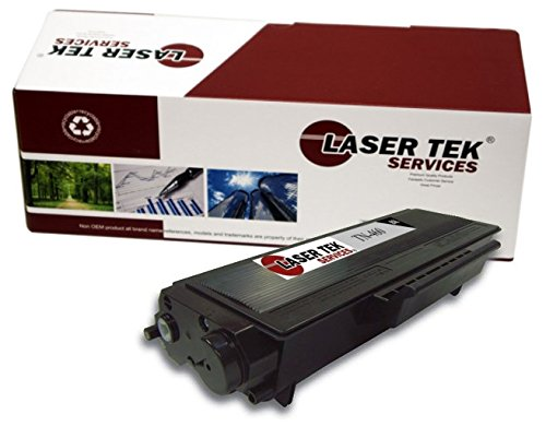 Laser Tek Services ® Brother TN460 High Yield Compatible Replacement Toner Cartridge for use in the Brother HL-1030 HL-1230 HL-1240 HL-1250 HL-1270n HL-1435 HL-1440 HL-1450 HL-1470n HL-P2500 DCP Series: DCP-1200 DCP-1400 MFC Series: MFC-1260 MFC-1270 MFC-2500 MFC-8300 MFC-8500 MFC-8600 MFC-8700 (Tn460 High Yield Compatible Laser)