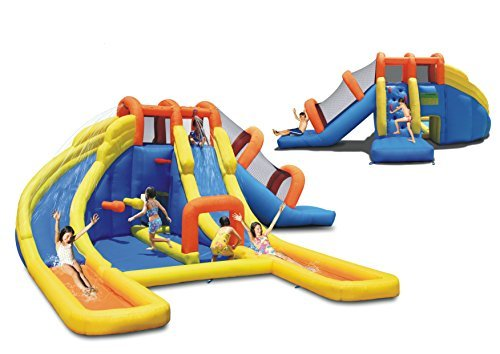 Bounceland Big Splash Dual Water Slides and Pool Water Park by Bounceland (Image #1)