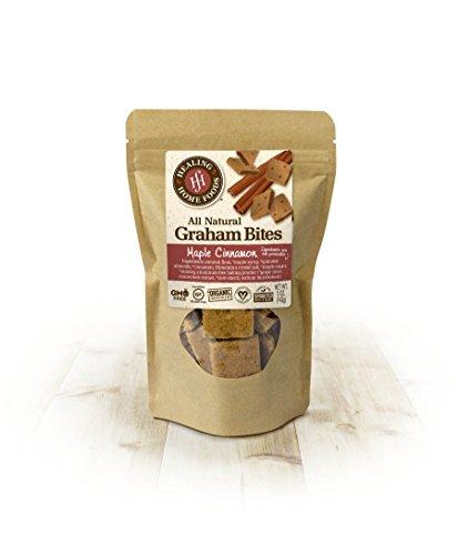 Baked Maple Cinnamon Graham
