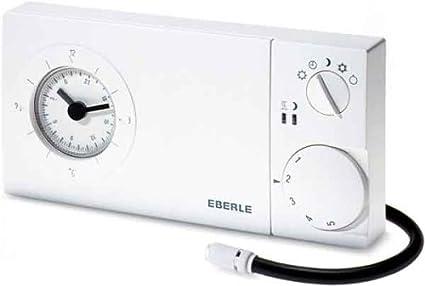 Eberle EASY3FT - Reloj termostato
