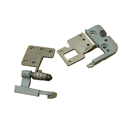 Generic New Laptop LCD Left Right Hinges for ASUS K52 K52J K52N K52JT X52BY X52DE K52JU K52JR K52DR K52D A52JK K52F K52JB K52JC K52JE X52DY X52F X52 X52JB X52JC X52JE Series Replacement Parts