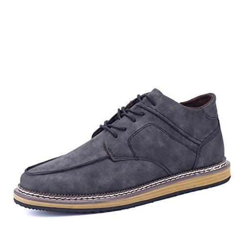 Primavera y zapatos otoño hombres/Zapatos de cuero/Zapatos de marea de Inglaterra A