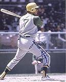 Rick Monday Autographed Picture - A'S 8x10 - Autographed MLB Photos