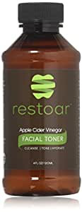 Amazon.com : Organic Face Toner - Apple Cider Vinegar