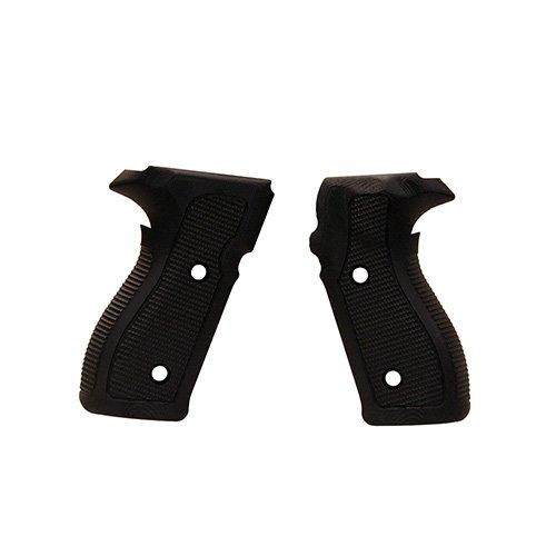 Hogue Hunting Grip Sig P227 Da/SAS, Pirahna G10 Solid