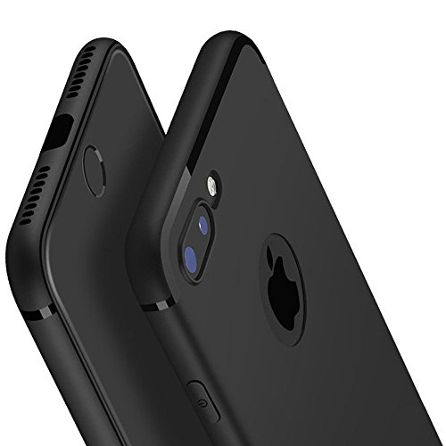 iPhone 7 Plus Case, iPhone 8 Plus Case, Novo Icon Slim Fit Premium TPU Shell Soft Feeling Full Protective Anti-Scratch Case for iPhone 7 Plus/iPhone 8 (Premium Shell Case)
