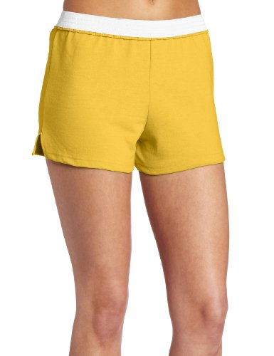 - Soffe Juniors Athletic Short, Aspen Gold, X-Small