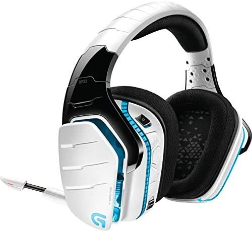 Wireless RGB 7.1 Dolby and DST Headphone Sur... Logitech G933 Artemis Spectrum
