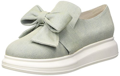 Femme Light Blue Britny Suede Jeffrey Sneakers Bleu Campbell q7PT6P
