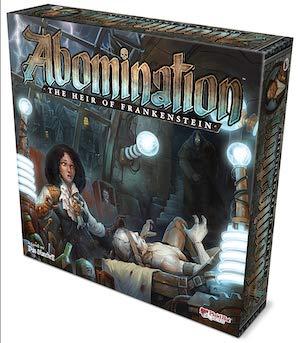 [해외]Abomination: The Heir of Frankenstein Board Game / Abomination: The Heir of Frankenstein Board Game