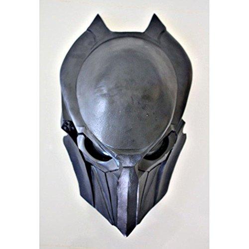 1:1 Full Scale Prop Replica Falconer Predator AVP Helmet Mask Wall hanging PD6 (Predator Mask For Kids)
