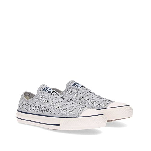 Taylor 556825c Mod Metallic All Chuck Donna Crochet Sneachers Converse Star g5w8qXz