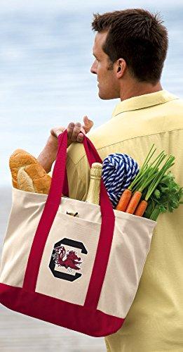 - University of South Carolina Tote Bag Canvas University of South Carolina Tote Bags