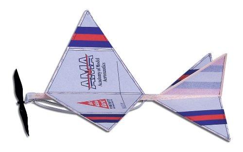 Delta Education Delta Dart Balsa Plane Kit - Delta Dart