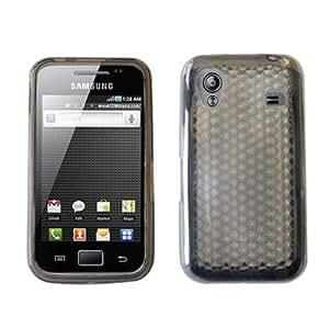 Funda TPU Diamond Samsung Galaxy ACE (Gris)