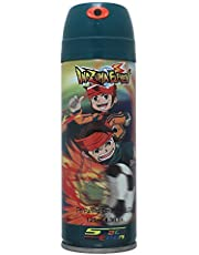 Space Toon Inazuma Eleven Perfumed Body Spray For Kids - 125 ml