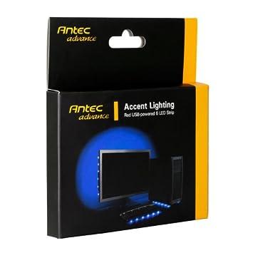 Antec 0-761345-77030-9 - Iluminación de caja de sistema (LED