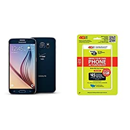 Samsung Galaxy S6 32GB White Pearl for Straight Talk ia Verizon Towers 5 Samsung Galaxy S6 32GB White Pearl - compatible with Straight Talk