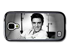 Elvis Presley Smile Portrait case for Samsung Galaxy S4 mini A2507 by mcsharks